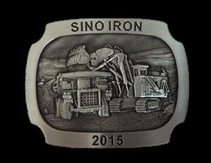 3D Sino Iron